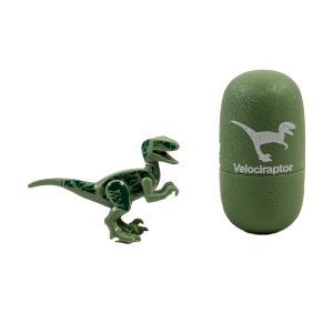 Δεινόσαυρος αυγό συναρμολογούμενος(Βελοσιράπτορας) παιχνίδι