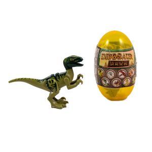 Δεινόσαυρος αυγό διάφανο (Βελοσιράπτορας) παιχνίδι