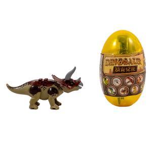Δεινόσαυρος αυγό διάφανο (Τρικεράτοπας) παιχνίδι