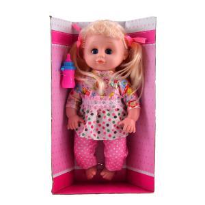 Κούκλα που μιλάει ξανθά μαλλιά
