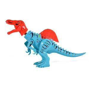 Δεινόσαυρος σπινόσαυρος συναρμολογούμενος με  ήχο