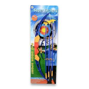 Τόξο σε καρτέλα πλαστικό παιχνίδι