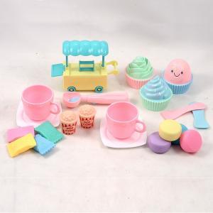 Σετ ζαχαροπλαστικής 21 τεμαχίων πλαστικό παιχνίδι