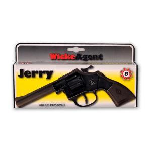 """Πιστόλι 8-σφαιρο """"Jerry"""" παιχνίδι"""