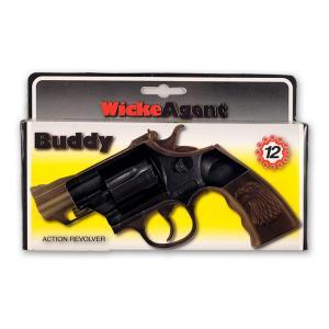 """Πιστόλι 12-σφαιρο """"Buddy"""" παιχνίδι"""