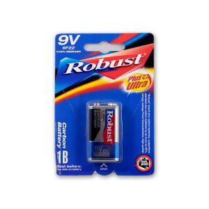 Μπαταρίες Robust 9V