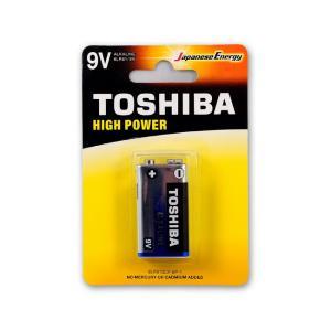 Μπαταρίες αλκαλικές Toshiba 9V