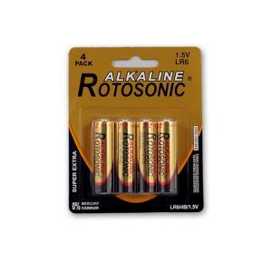 Μπαταρίες αλκαλικές Rotosonic mini ΑΑ 4 τεμαχίων