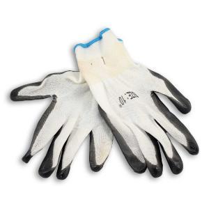 Γάντια εργασίας δίχρωμα