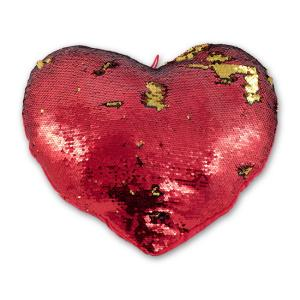Καρδιά με πούλιες 15 χ 12 εκατοστά