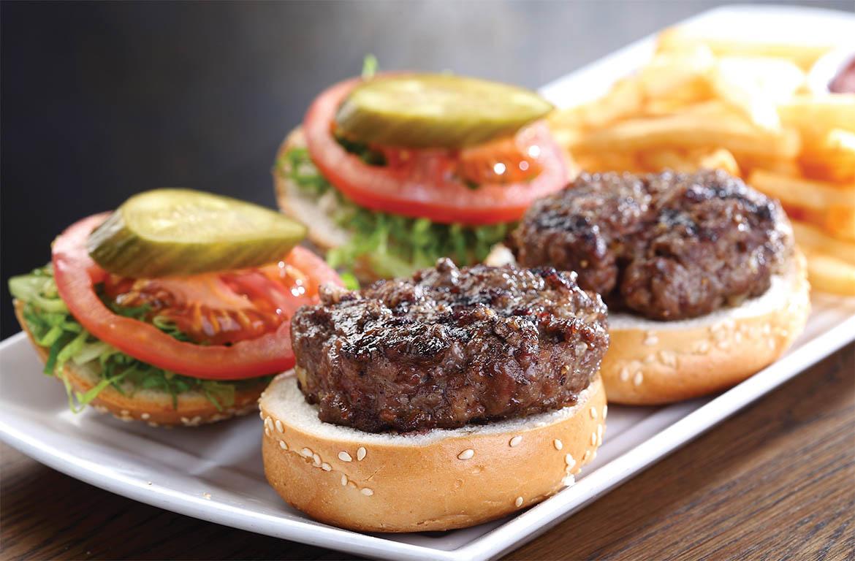Βουβαλίσιο Burger Κερκίνης Μπόρας