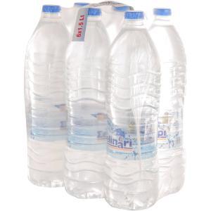 Νερό Σεληνάρι 1,5L εξάδα