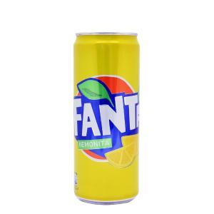 Fanta Λεμονάδα 330ml
