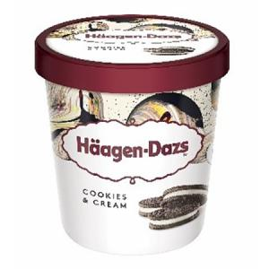 Häagen-Dazs Cookies & Cream 460ml