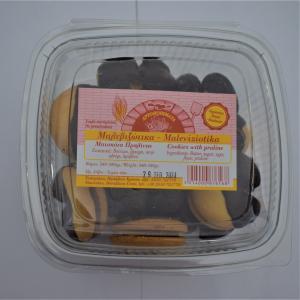 Μπισκότα Πραλίνας Μαλεβιζιώτικα