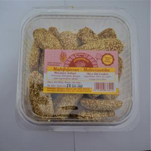 Μπισκότα Λαδερά Μαλεβιζιώτικα