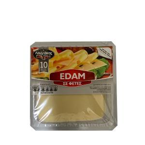 Τυρί Edam Φέτες Λουγιάκη 170gr