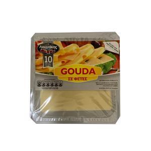 Τυρί Gouda Φέτες Λουγιάκης 170gr