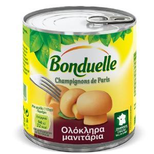 Μανιτάρια Ολόκληρα Bonduelle 400gr