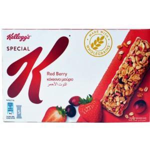 Μπάρα Kellogg's Κόκκινο Μούρο 21,5gr