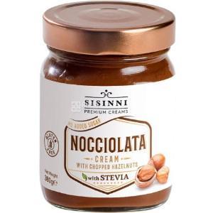 Πραλίνα Nocciolata με Στέβια Sissini 380gr