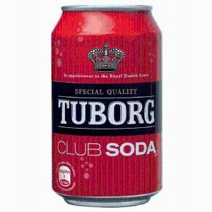 Tuborg Σόδα 330ml