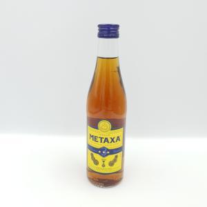Κονιάκ Metaxa 350ml 3***