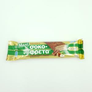 Σοκοφρέτα Σοκολάτα-Φουντούκι ΙΟΝ 52gr