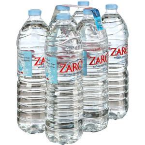 Νερό Ζαρός 1,5L εξάδα