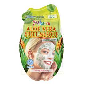 7th heaven Aloe Vera Sheet mask - Μάσκα φύλλων Aloe Vera