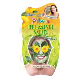 7th Heaven mud blemish - Μάσκα Λάσπης Καθαρισμού για εξάλειψη μαύρων στιγμάτων  20ml