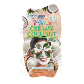 7th Heaven Creamy Coconut - Κρεμώδης Μάσκα Καρύδας 15ml