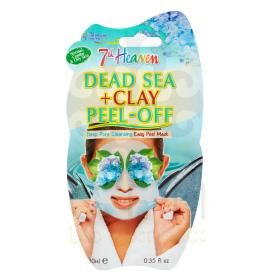 7th Heaven peel - off Μάσκα Dead sea & Clay 10ml