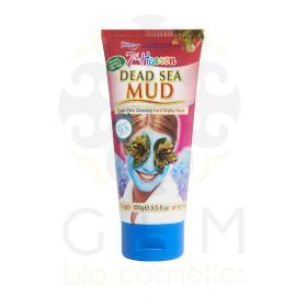 7th Heaven Mask mud dead sea - Μάσκα Λάσπης από τη Νεκρά θάλασσα 100 gr