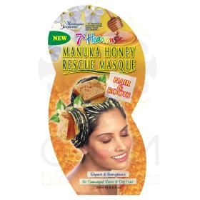 7th Heaven Hair mask rescue manuka honey - Μάσκα Μαλλιών με μέλι Μανούκα 25ml