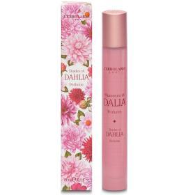 L'erbolario Shades of Dahlia Perfume. Οι εξωτικές Ντάλιες με νότες λουλουδάτες και θηλυκές 15ml