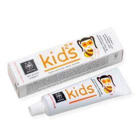 Apivita natural dental care kids 2+ Kids Toothpaste with Pomegranate & Propolis 50ml