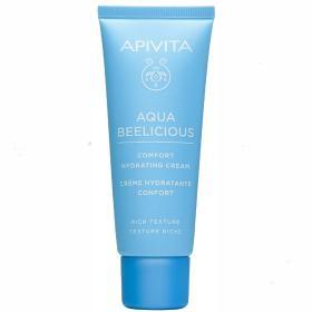 Apivita Aqua Beelicious Απαλή Κρέμα Ενυδάτωσης Πλούσιας Υφής 40ml