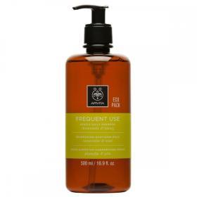 Apivita Gentle Daily Shampoo, Απαλό Σαμπουάν Καθημερινής Χρήσης με Χαμομήλι και Μέλι 500ml