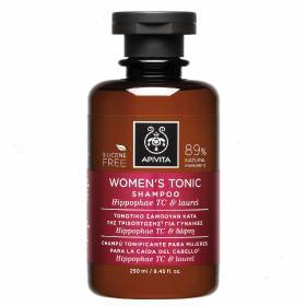 Apivita Holistic Hair Care Τονωτικό Σαμπουάν Κατά της Τριχόπτωσης για Γυναίκες με Ιπποφαές - Hippophae TC & Δάφνη 250ml