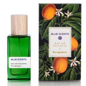 Blue Scents Eau De Toilette Bergamot 50ml