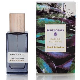 Blue Scents Eau De Toilette Black Infusion 50ml