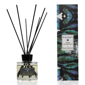 Blue Scents Home Fragrance Black Infusion, Αρωματικό χώρου, 100ml