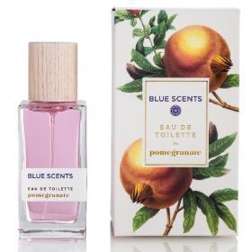 Blue Scents Eau de Toilette Pomegranate, 50ml