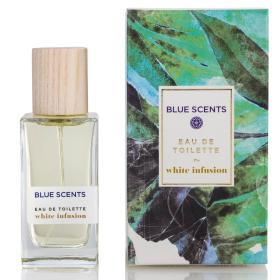 Blue Scents Eau De Toilette White Infusion, 50ml
