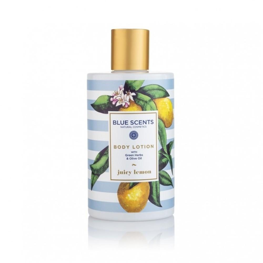 Blue Scents Γαλάκτωμα  Σώματος Juicy lemon 300ml