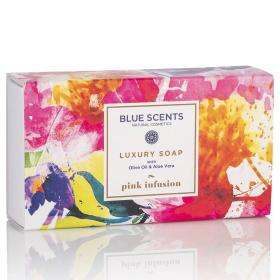 Blue Scents Σαπούνι Pink Infusion 150gr