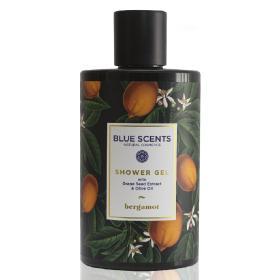Blue Scents Shower Gel Αφρόλουτρο Bergamot 300ml