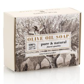 Blue Scents Σαπούνια Πλακέ Olive oil 135gr
