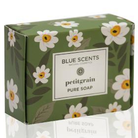 Blue Scents Σαπούνι Πλακέ Petitgrain, 135gr
